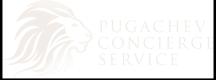 Логотип Pugachev Concierge Service