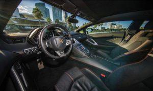 Lamborghini Aventador Matte аренда в Майами