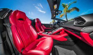 Lamborghini Huracan LP610 Spyder rent Miami