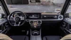 Mercedes Benz G63 2019 Matte аренда в Майами