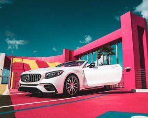 Mercedes s63 2020 аренда в Майами