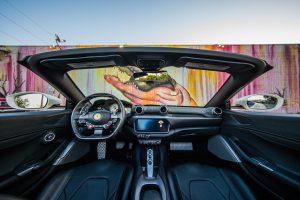 Ferrari portofino Spyder 2019 Белый аренда в Майами