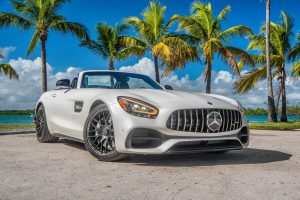 Аренда Mercedes GT roadster AMG 2020 в Майами