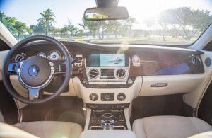 Аренда Rolls Royce Wraith в Майами