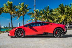 Аренда Lamborghini Huracan Performante в Майами