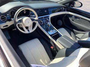 Аренда Bentley GTC Mulliner в Майами