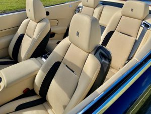 Аренда Rolls-Royce Dawn в Майами